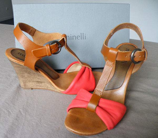 chaussure_minelli_noeud_corail