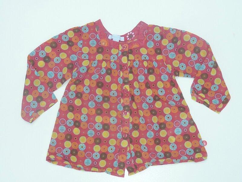 blouse obaibi
