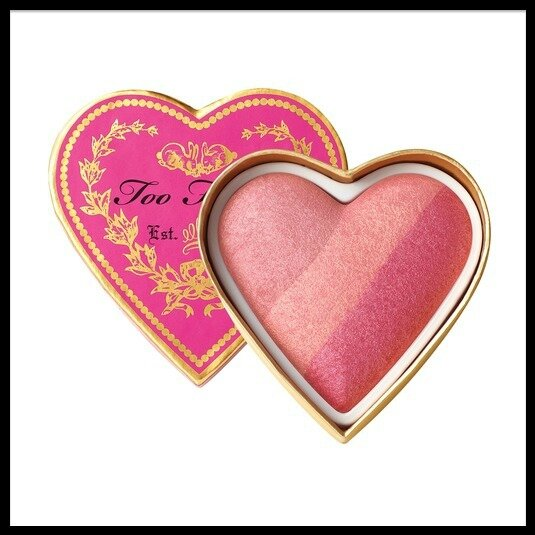 too faced sweethearts something about berry