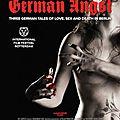 German angst (descente aux enfers dans le berlin underground)