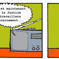 Georges, affaires, justice