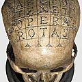 Anagram Skull