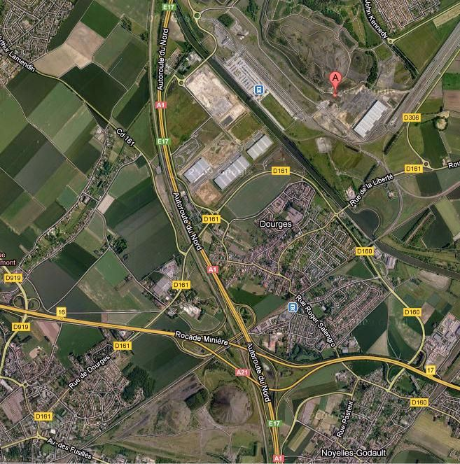 dourges-gmaps