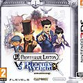 Professeur layton vs phoenix wright: ace attorney