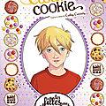 Les filles au chocolat 6.coeur cookie [bd]