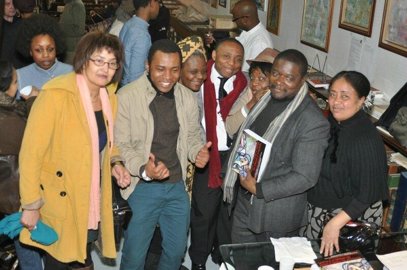 Poètes des Afriques et d' Ailleurs
