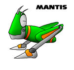 Mantis__for_needlemouse_by_ashthedragon