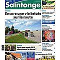 Haute saintonge 6 mai 2016, delannoy etat d'urgence, récollets cognac 9-21 mai 2016