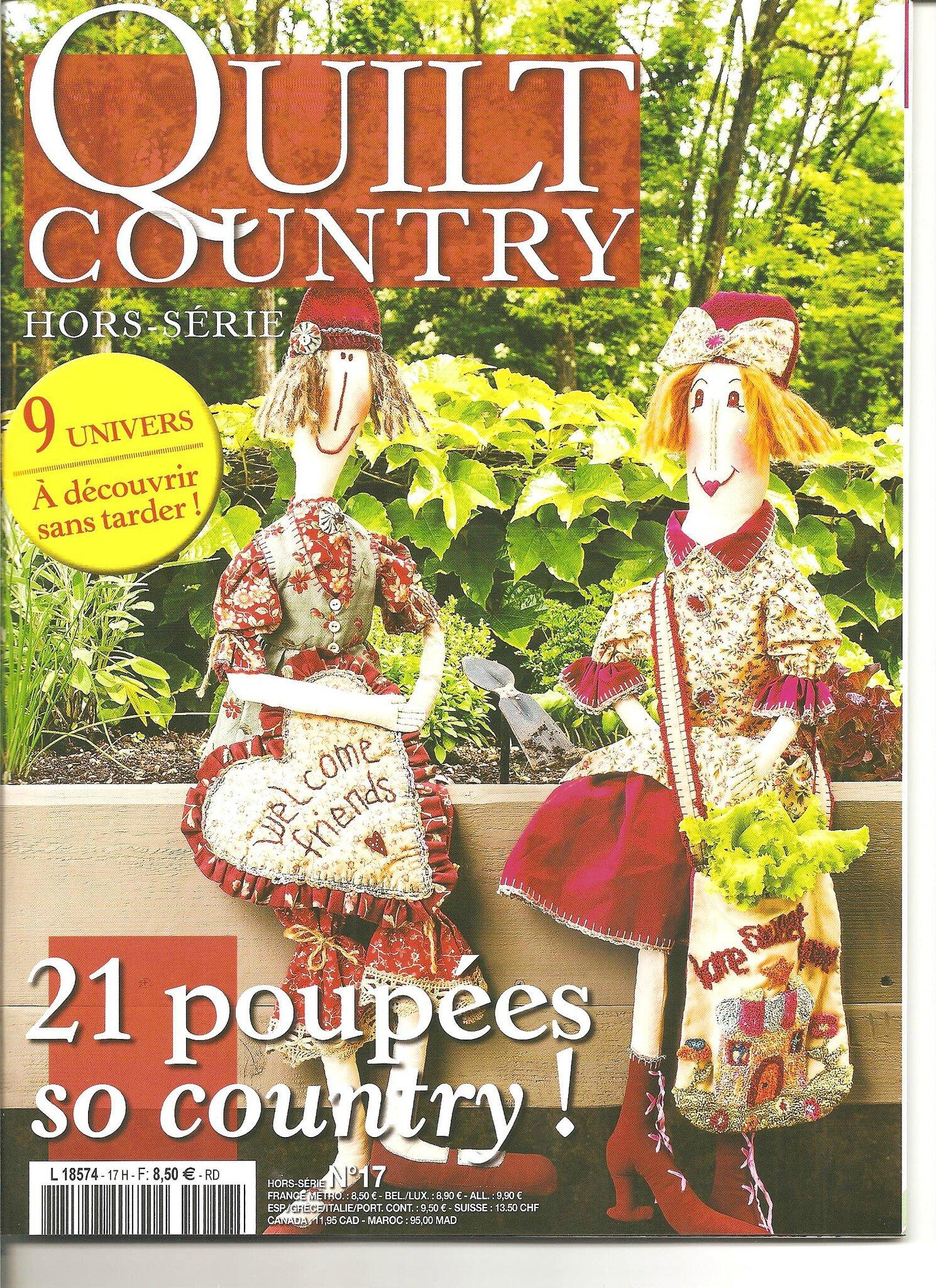 * Hors série : 21 poupées so country