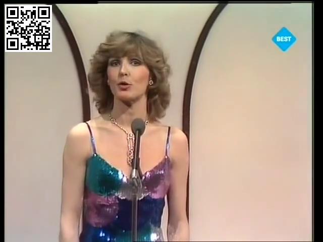 Evelyne Dhéliat 18020 Eurovision 1980 P-B