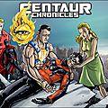 Centaur poster by pierre