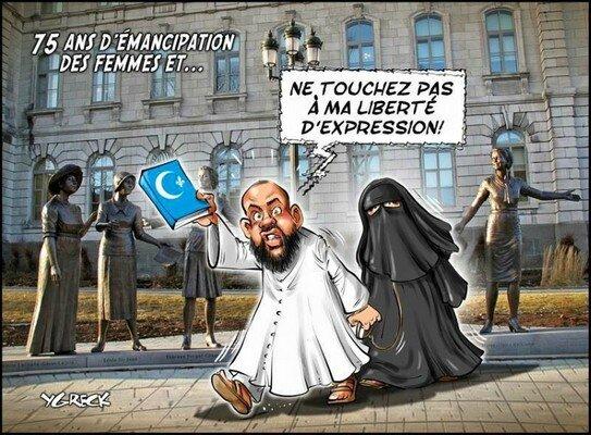 islam femme humour burka