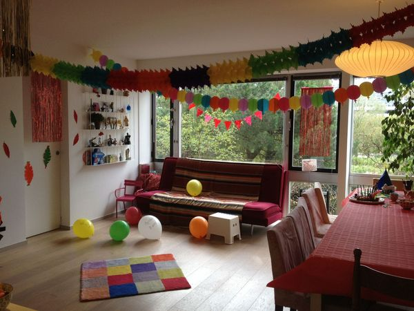 Comment decorer un salon pour un anniversaire for Decorer un salon