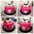 Cakeart minnie