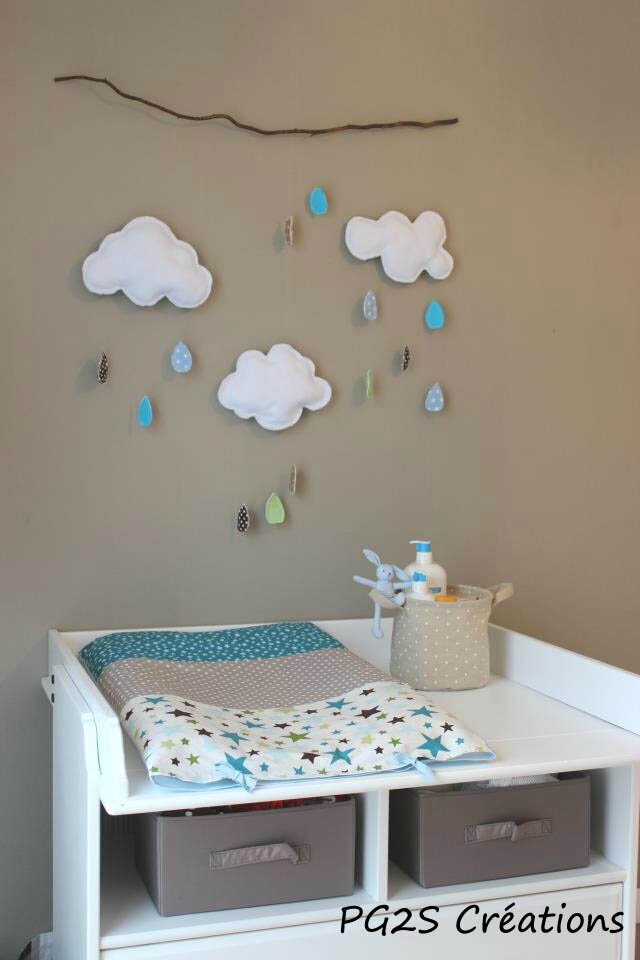 Idee deco chambre bebe taupe et blanc for Chambre bebe beige et blanc