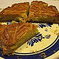 Dimanche galette pour fée , merlin et lutins ;o) miam