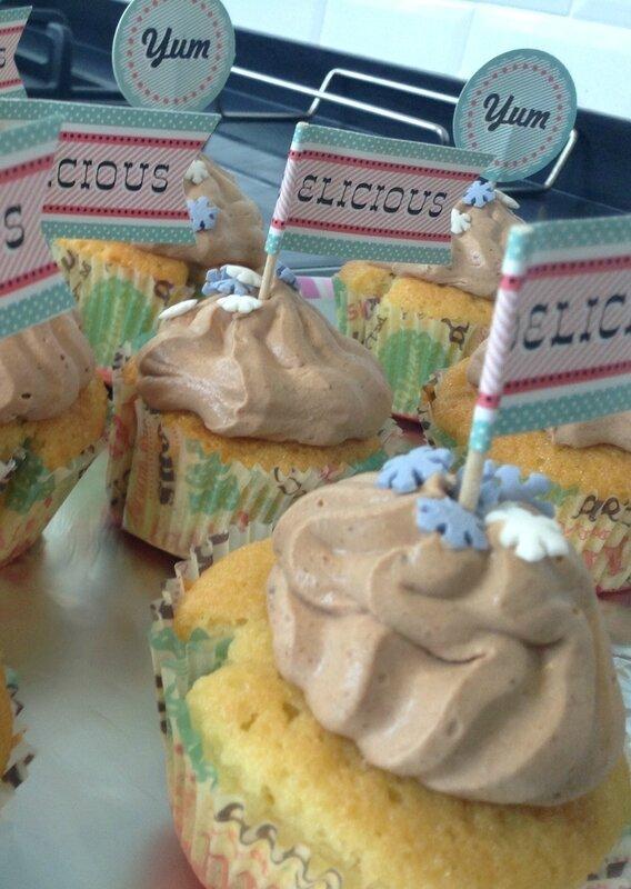 cupcakes par millliers