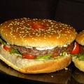 Hamburger des p'tits loups