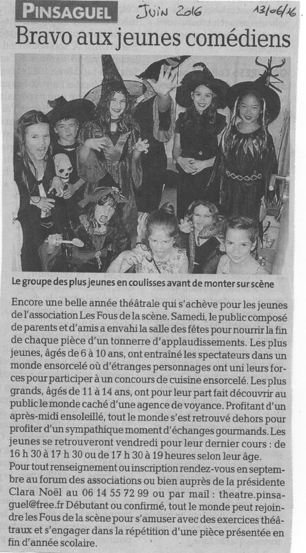 article pinsaguel