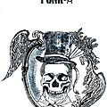 L'art de la sérigraphie, le début d'une aventure avec punk a.