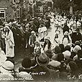 Congrès eucharistique de watten 8 juin 1930...
