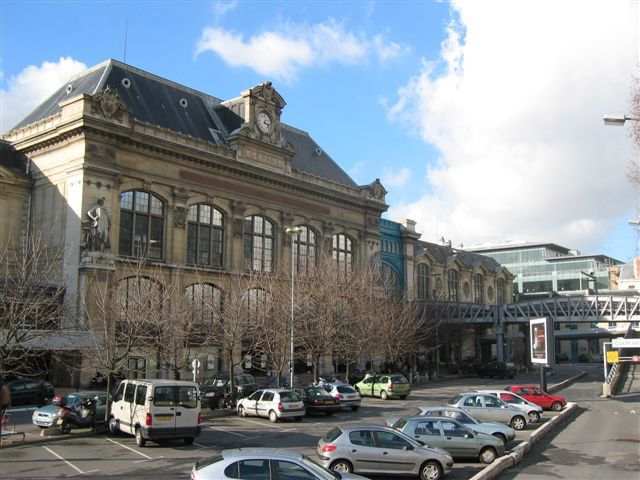 Gare-Austerlitz