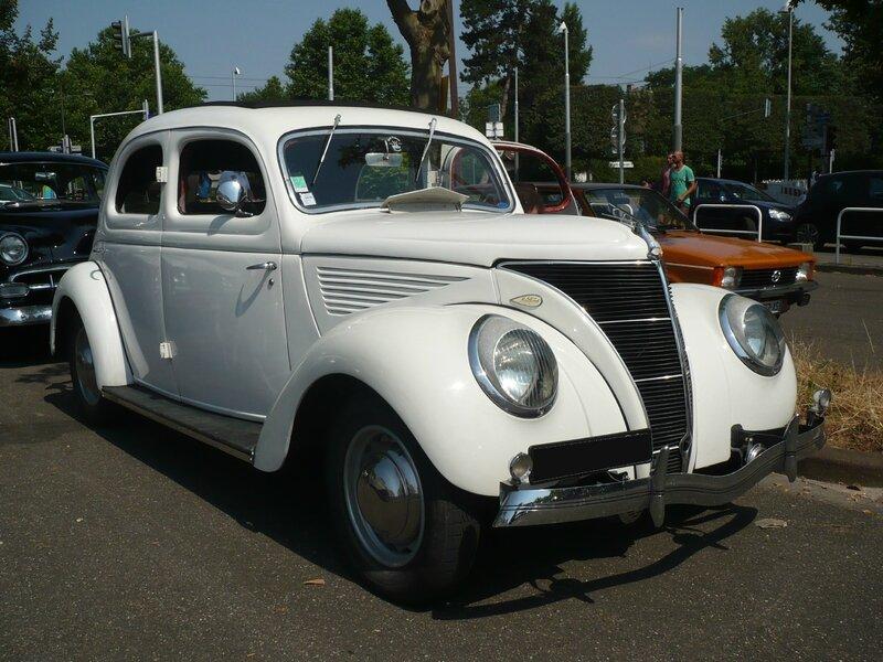 MATFORD Alsace V8-72 découvrable 1937 Strasbourg (1)