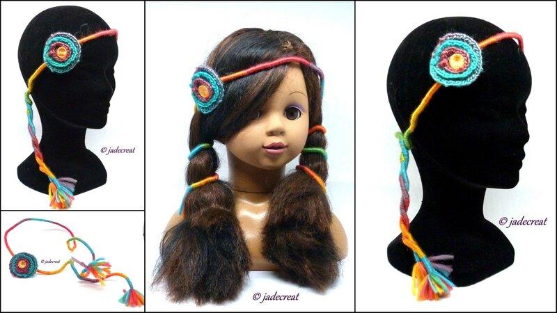 ref H0014 semi rigide atebas multicolore