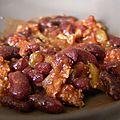 Chili con carne de veau