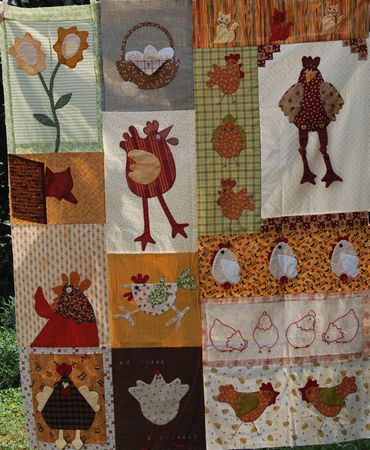 QUILT_MANIA_PRINTEMPS_2005_EGGS_FOR_SALE_de_Nelly_AUGER