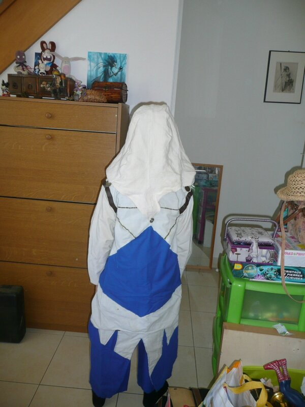 assassin creed3 de dos