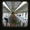On board of JR DC 183 'Tokachi'