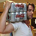 Coca cola défend l'aspartame face à la chute de ses ventes de coca light