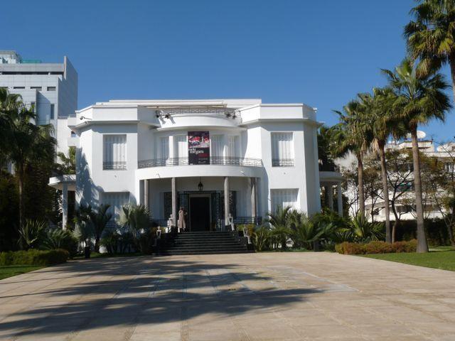 Villa Des Arts Casablanca Villa Des Arts