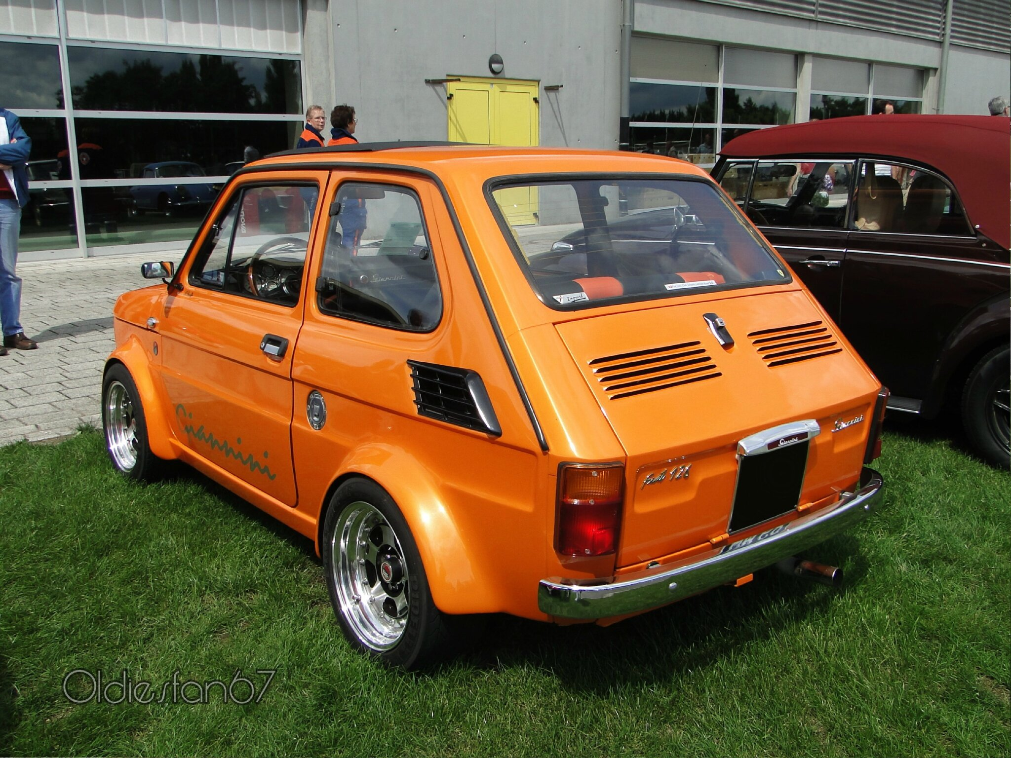 fiat 126 giannini oldiesfan67 mon blog auto. Black Bedroom Furniture Sets. Home Design Ideas