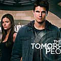 The tomorrow people - pilote