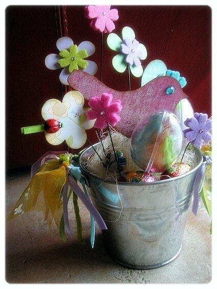 décoration pour Pâques