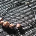collier 2 imitation agate
