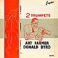 Art Farmer Donald Byrd - 1956 - Two Trumpets (Esquire)