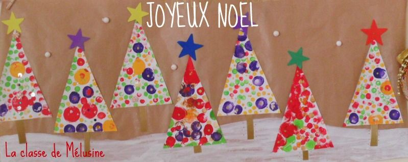 D co de no l la classe de m lusine for Decoration porte noel ecole