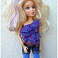 La barbie froufrou d'elyne