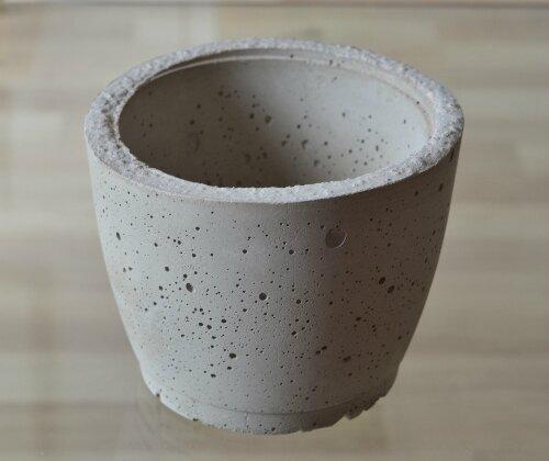 Projet béton ! Un pot pour mon Aloe vera