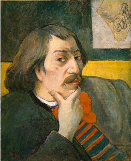 1893 - Autoportrait