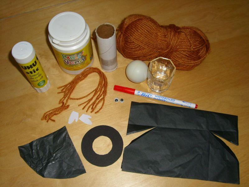 les petites sorci res d 39 halloween le blog de thali activit s pour petites mains. Black Bedroom Furniture Sets. Home Design Ideas