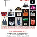 2013/12-Vernissage SACS A PART S'ACCAPARENT