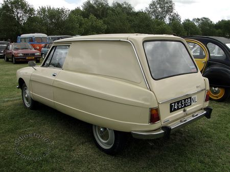 citroen ami 8 service tolee 1977 retro meus auto madine 2011 2