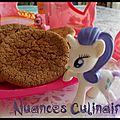 Cookies de sweetie belle (my little pony)