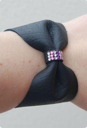 bracelet en cuir 1