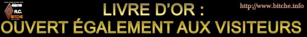 LIVRE d'OR OUVERT ÉGALEMENT AUX VISITEURS 01