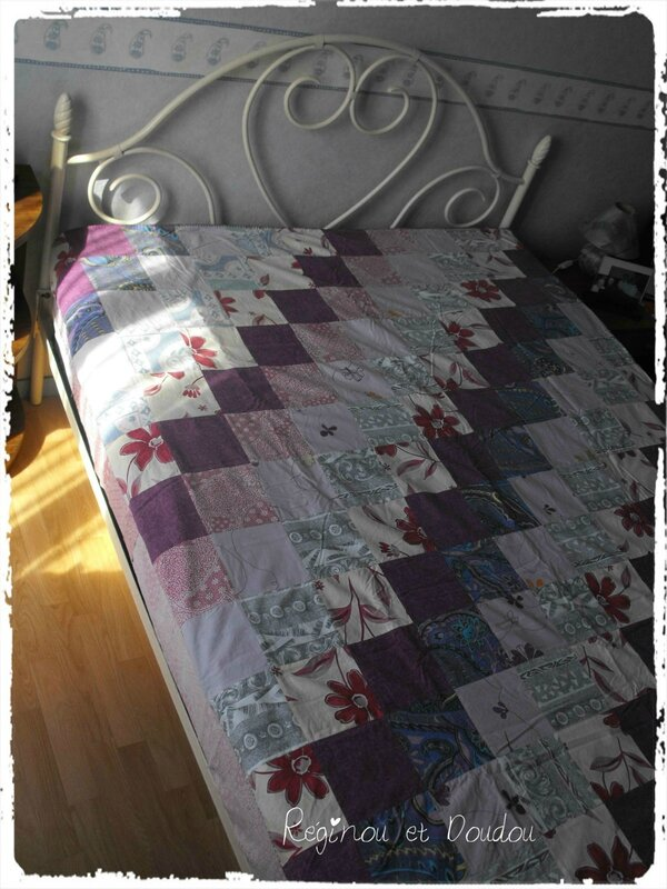 Couverture patchwork (2)